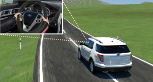 Ford driver alert system and stay-in-your-lane technology