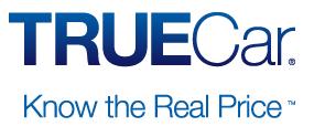 TrueCar.com logo & tagline
