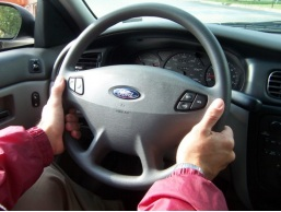 safe driving with airbags