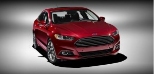 Ford Fusion is getting high value auto technology