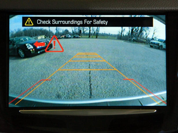 in-car technology and safe driving