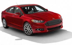 Ford Fusion fuel efficiency auto start-stop feature