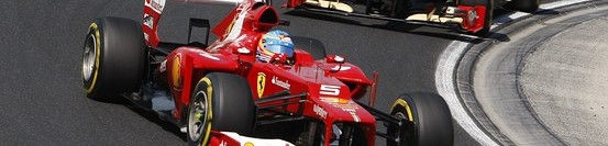 Formula One Technology To Be Used In European Cars