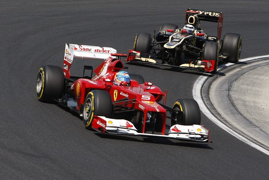 Formula One technology to be used for greater fuel efficiency in European cars.