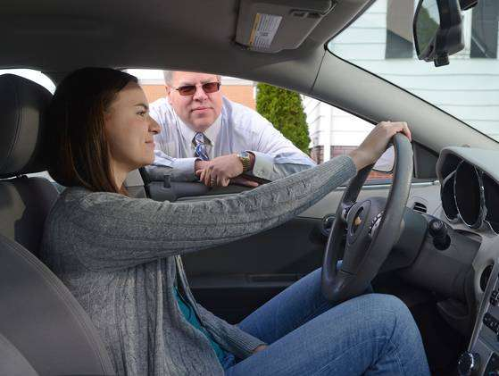 GPS and safe teen drivers