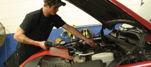 Auto Mechanics Go Back To School