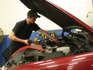 auto repairs and new technology