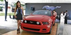Ford Mustang debuts in 2012 Philippine auto market