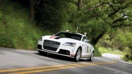 Audi Autonomous TTS
