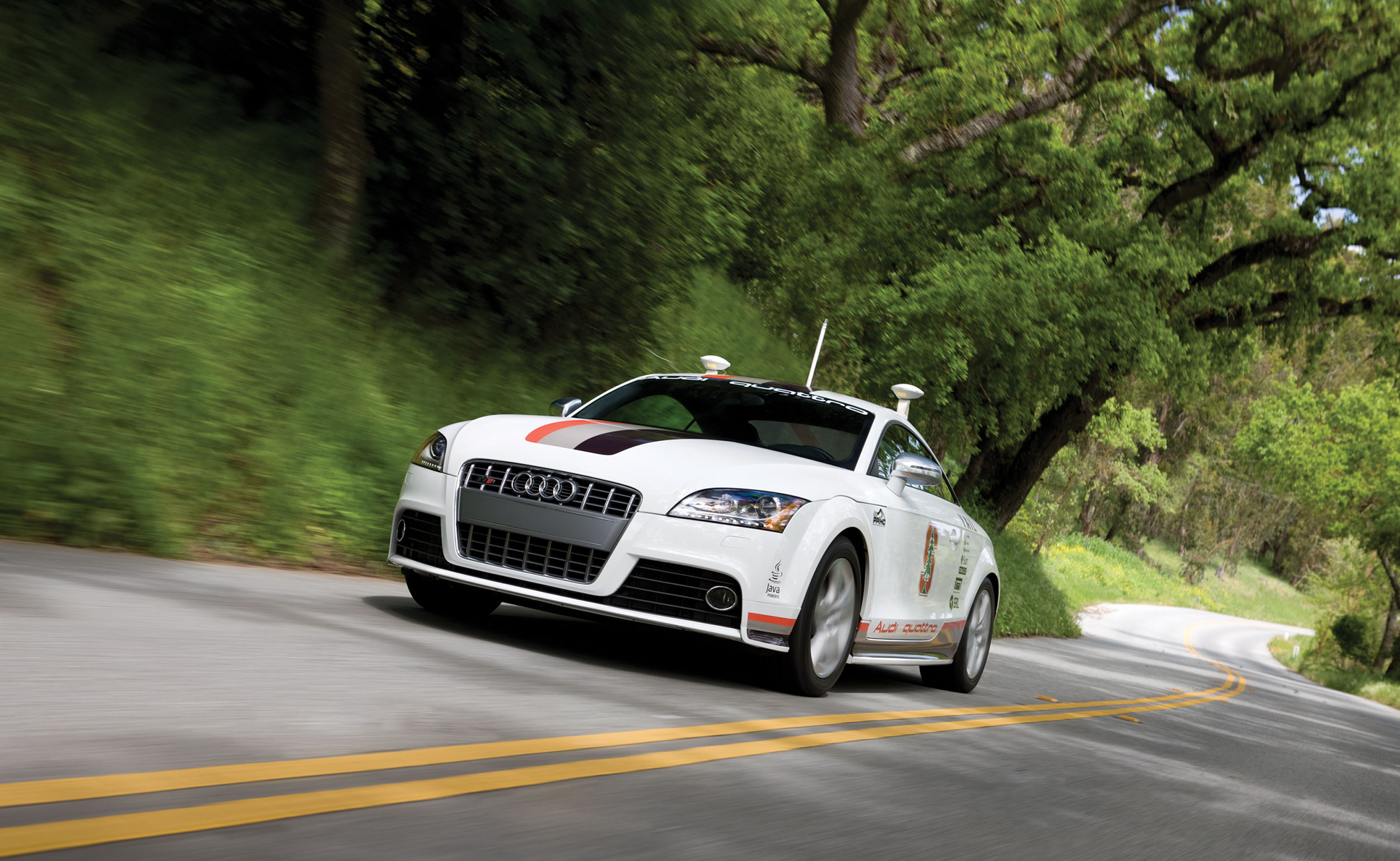Audi Shows Assertive Push Towards Autonomous Driving