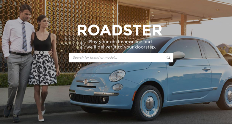 Roadster Makes Car Buying Easy