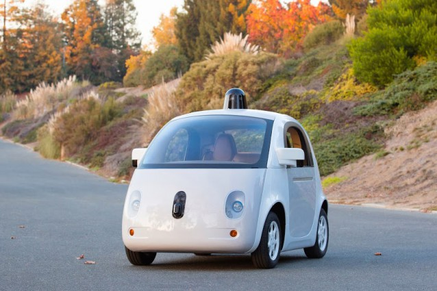 Google Unveils First Fully Functional Driverless Vehicle