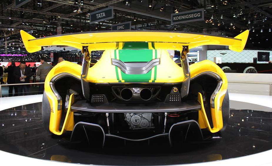 Top Performance Unveils from Geneva Auto Show