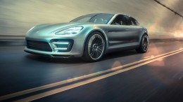 Porsche Pajun EV