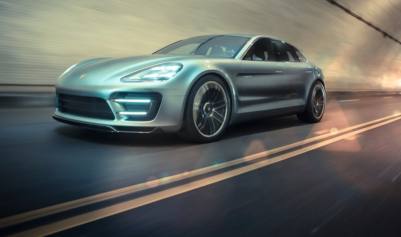 Porsche Plans EV-only Pajun to Dance with Tesla Model S