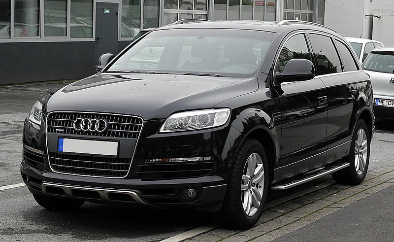 What's Making SUV Drivers Flock To The Audi Q7?