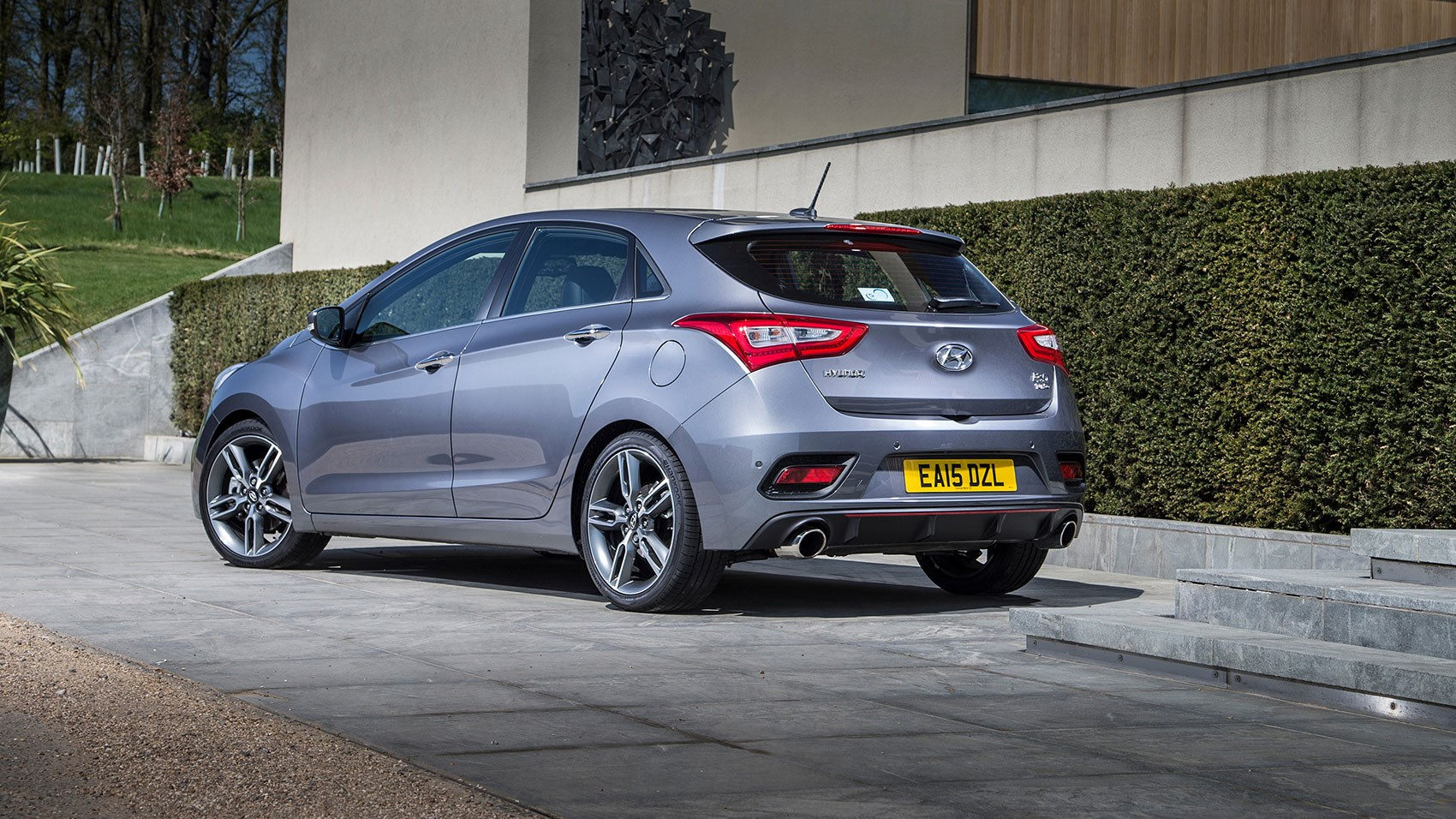 Hyundai i30 Turbo First Look