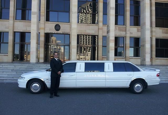 Limousine Chauffer