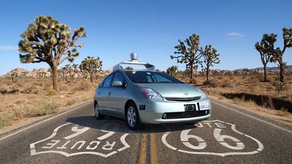 Toyota Prius Route 66