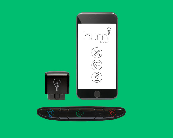 Put some smarts in your car with Hum by Verizon