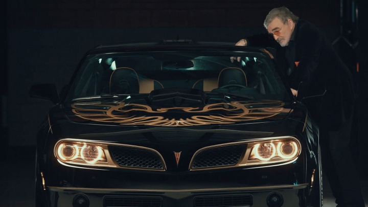 Bandit TransAm Gets Makeover and Run for its Money