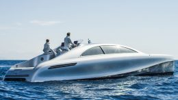 Mercedes-Benz Arrow460-Granturismo luxury yacht
