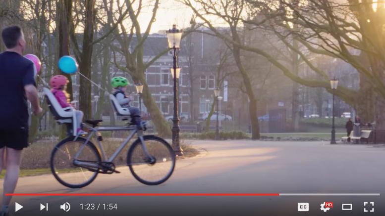 Google Self-Riding Bicycle