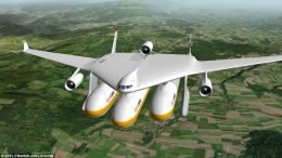 Clip-Air: The POD PLANES that could transform air travel