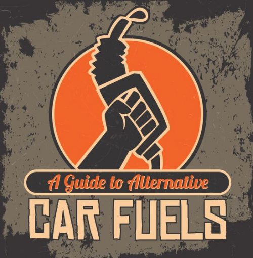 Guide to Alternative Car Fuels Infographic