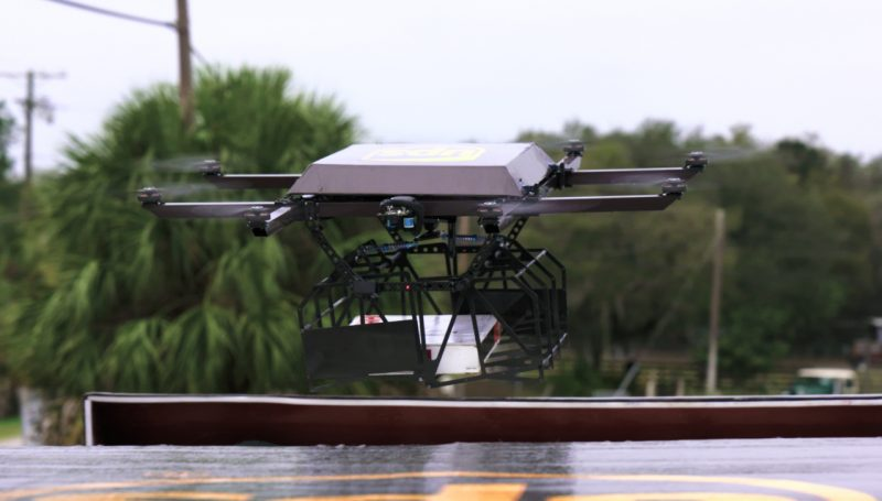 Delivery Drone Tests, DIY Self-Driving Kits, Google Waze Expands Ride-Sharing, and more…