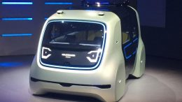 Self-Driving VW Car Sedric a.k.a. AngryToaster