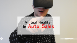 vr in autosales