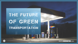the future of green transport