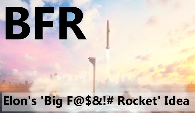 BFR – Elon Musk's Reboot of the Transatlantic Concorde