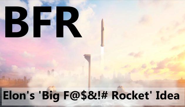 Elon Muck BFR