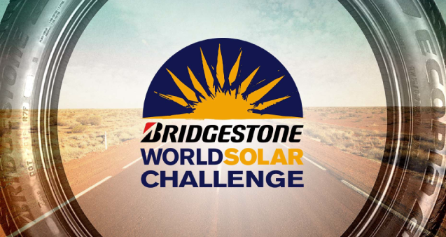 The World Solar Challenge in Australia is Underway