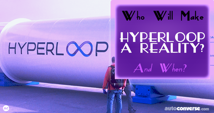 The Companies Working to Make Hyperloop a Reality