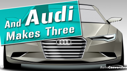 Audi Pulls from Detroit Auto Show