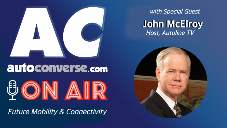 Guest John McElroy, Autoline