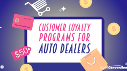 Customer Loyalty Programs for Auto Retailers