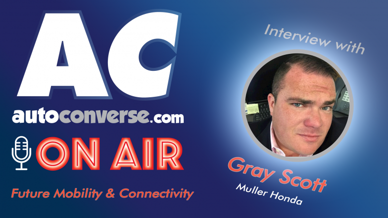 Gray Scott, AutoConverse ON AIR