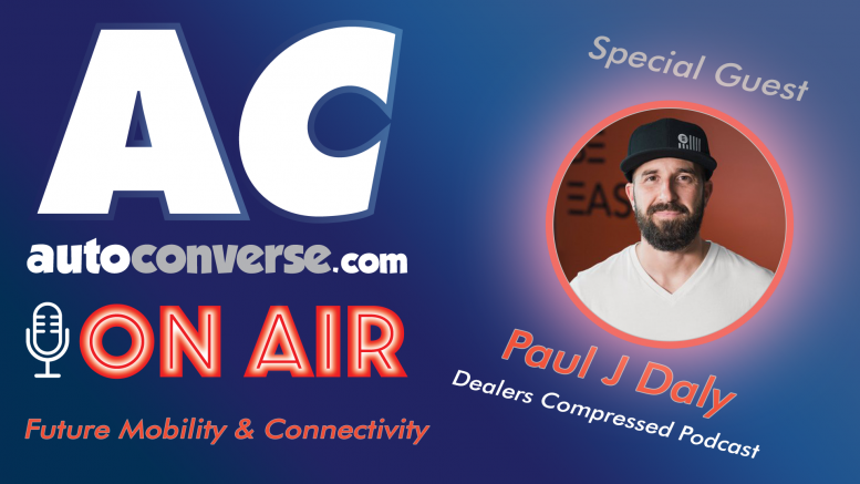 Paul J Daly, AutoConverse ON AIR - Car Barker Ads