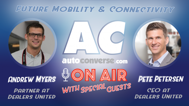 AutoConverse ON AIR feat. Pete Petersen and Andrew Myers from Dealers United - Facebook Advertising and Video