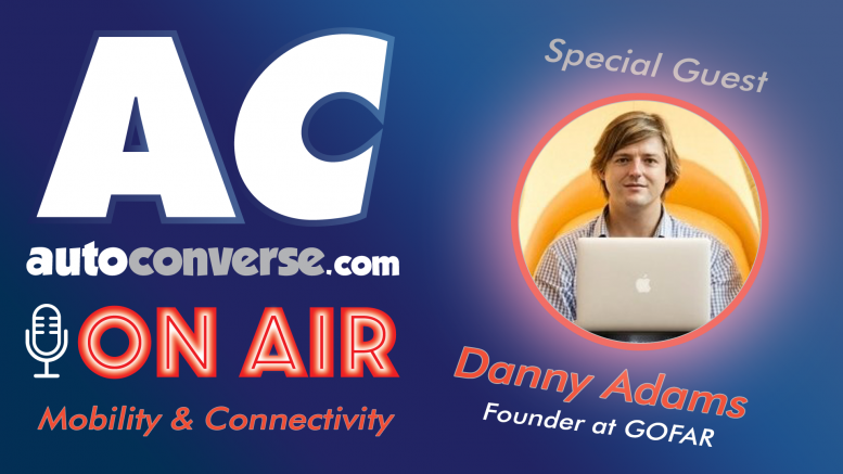 Interview with GOFAR Founder Danny Adams