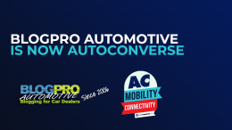 BlogPro is now AutoConverse