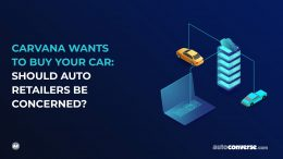 Carvana wants to buy your car
