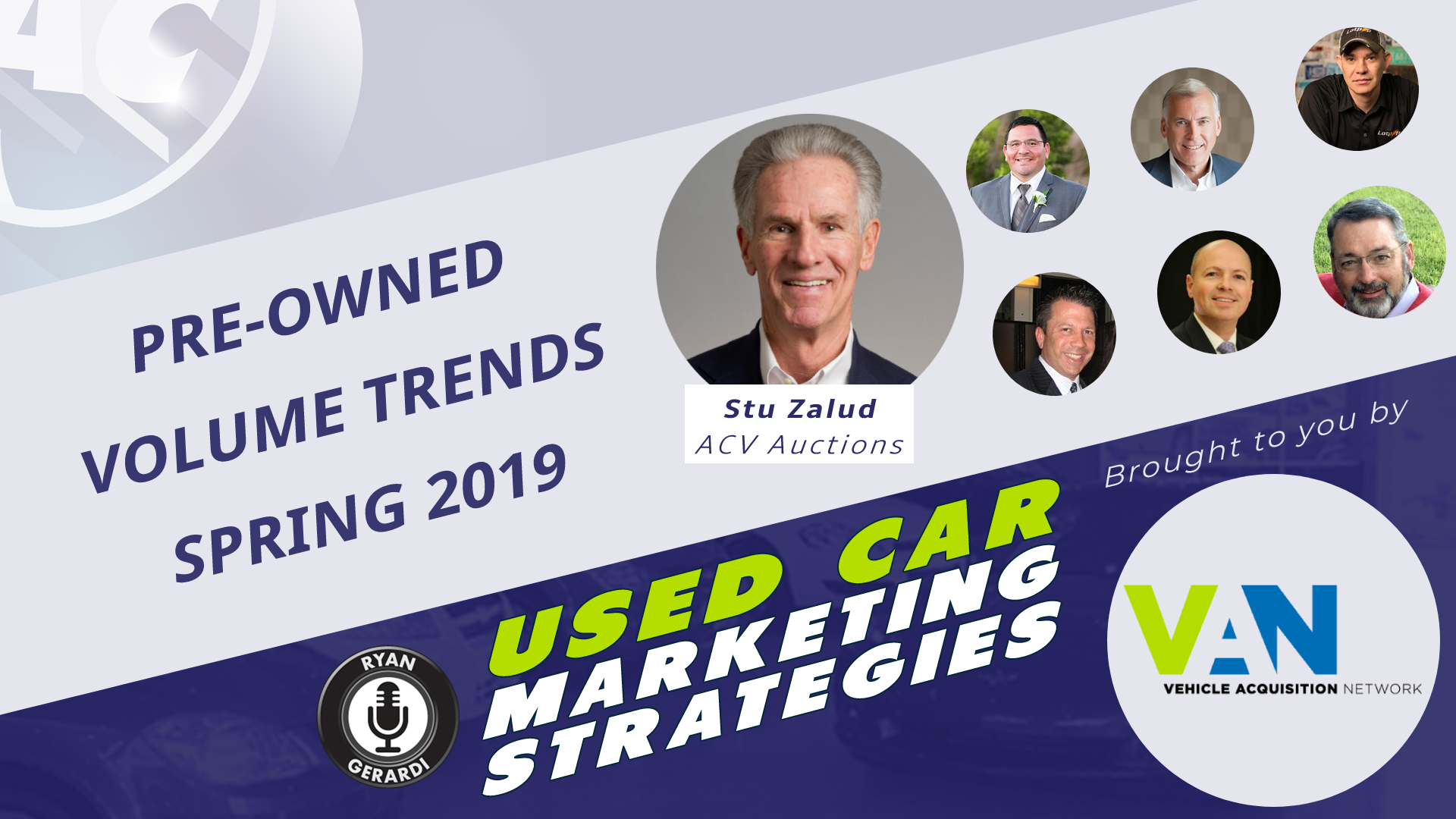 Pre-owned Vehicle Volume Trends for Spring 2019 – Live Web Chat