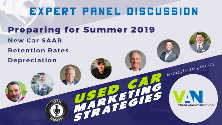 Used Car Marketing Strategies for Summer 2019