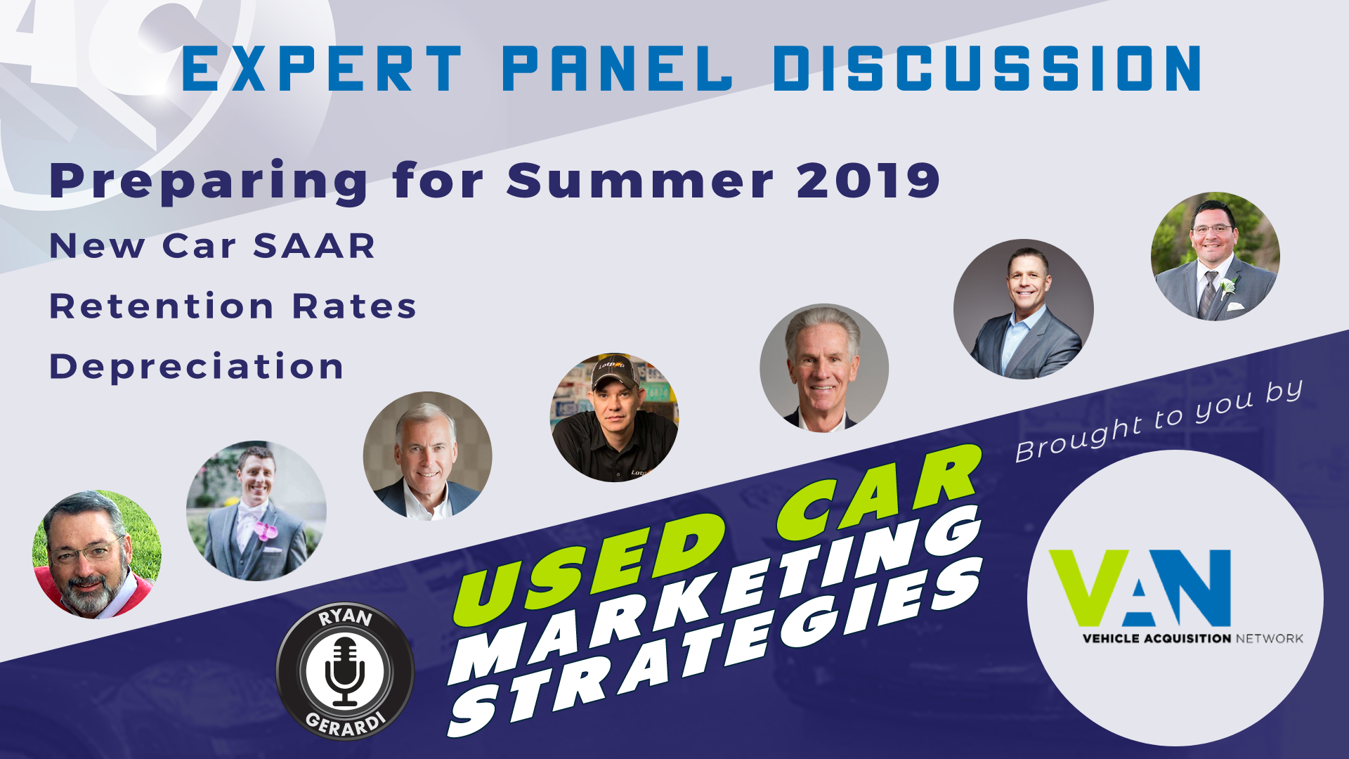 Used Car Marketing Dealer Strategy Session – Preparing for Summer 2019 [VIDEO]