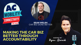 AC ON AIR - Sean Welsh - Car Biz Done Better